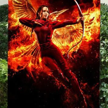 Game The Hunger Games Home Decor Anime Poster Wall Scroll Big 24 x 31 inches