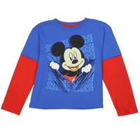Mickey Mouse L/S T-shirt