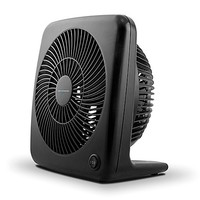 Air Monster 7-Inch 2-Speed Personal Box Fan