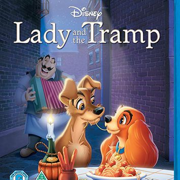 Lady and the Tramp UK Region Free