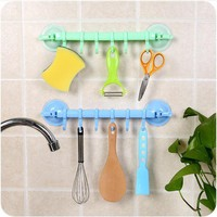 PEAPIX3 Plastic Innovative Kitchen Bathroom Hook Hanger [6395670980]
