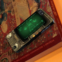 Fallout pipboy rainmeter Personalized case for ipod case and iphone case and samsung galaxy s3 s4 s5 case