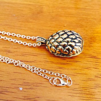 Game Of Thrones Khaleesi Dragon Egg Necklace