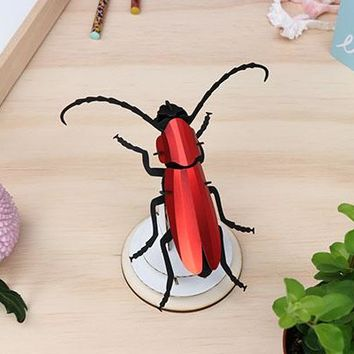 Rosalia Beetle DIY Kit