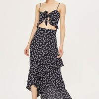 Daisy Print Maxi Dress by Flynn Skye | Topshop