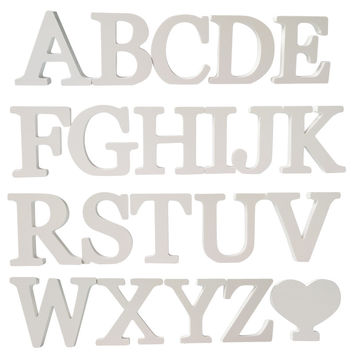 New 3D Wall Stickers Home Decoration wooden letters Modern Classic wall sticker hot sale real fashion house