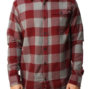 Metal Mulisha Men's Explicit Button Down Flannel