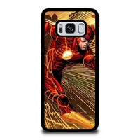 THE FLASH 3 Samsung Galaxy S8 Case Cover