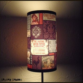 Just Like Mom's Lamp Shade  small  by SpookyShades on Etsy