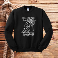 come to the dark side sweater unisex adults