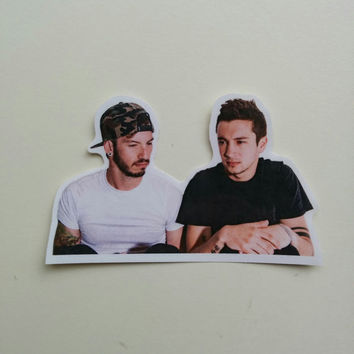 Twenty One Pilots Sticker Pack