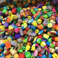 O for U Shopping Original The Grossery Gang Mini Action Toys Figures Popular Kid Playing Model Dolls Christmas Gift 10Pcs/lot