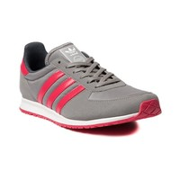 Womens adidas Adistar Racer Athletic Shoe, Grey Pink, at Journeys Shoes