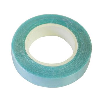100 rolls/lot hair extension adhesive tape 1cm*3m hair and PU skin weft tape tools for hair extension