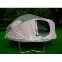 JumpKing Trampoline Tent - Trampoline Accessories - Black Sheep Play