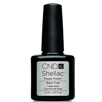 CND - Shellac Base Coat (0.25 oz)