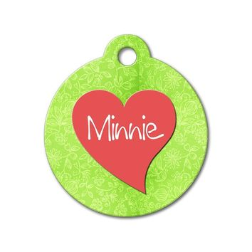 Heartiful - Cute Pet Tag