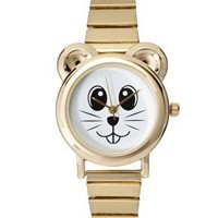 Mouse Ears Expander Watch