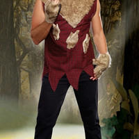 Mens Sexy Bad Wolf Costume