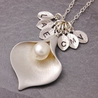 Botanical: Personalized Calla Lily (1-15 Family Members)