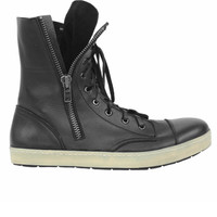 Heathen - Heathen High Top - Black