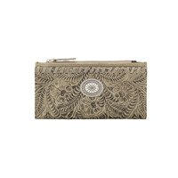 Ladies' Foldover Wallet - Sand
