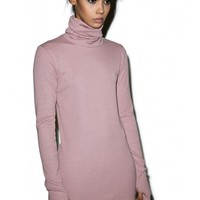 Groceries Apparel Banks Long Sleeve Turtleneck | Dolls Kill