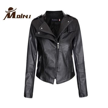 Spring Bomber Leather Basic Jacket Women Suede Coat Washed Jackets Amp Coats Outerwear Ukraine Waistcoat Women's Clothing