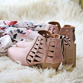 Desert Belle Booties