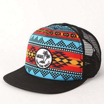 Vans Navajo Palm Trucker Hat at PacSun.com