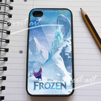 disney frozen cover for iPhone 4 / 4S / 5 Case Samsung Galaxy S3 / S4 Case