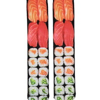 Photorealistic Sushi Graphic Socks