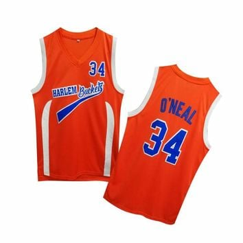 Shaquille O'Neal Movie Temple Hill Entertainment Big Fella Jerseys - Best Deal Online