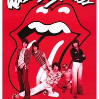 Rolling Stones Only Rock N' Roll Poster 24x36