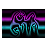 Three Of The Possessed Miami Nights Woven Rug