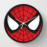 I'm BACK Wall Clock by Deadly Designer