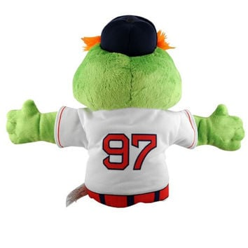 MLB Boston Red Sox Wally Green Monster Hand Puppet