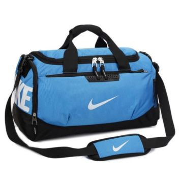 NIKE Casual large carry-on luggage  Travel package one-shoulder sports bags