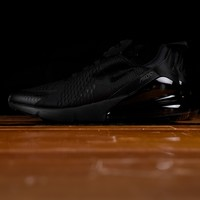 AUGUAU Men's Nike Air Max 270 'Triple Black' [AH8050-005]