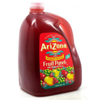 Arizona Fruit Punch 128 Oz Pack of 4