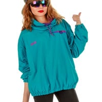 Columbia Steal the Teal Windbreaker