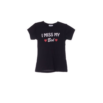 Wildfox Girls I Miss My Bed Tee