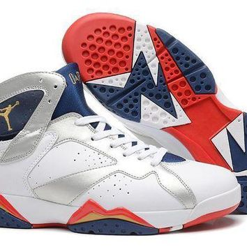 Air Jordan 7 Retro AJ7 304775-135 Nike Basketball Shoe US5.5-13