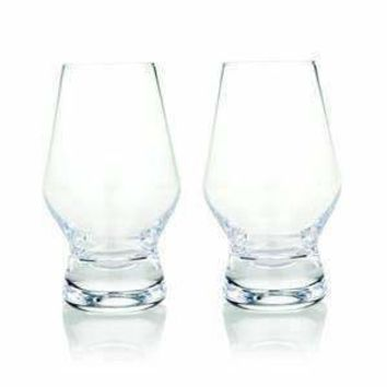 Viski Crystal Scotch Glasses