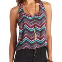 Dressy Tanks, Tubes & Going-Out Tops: Charlotte Russe