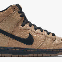 Nike SB Dunk High Brown Bag