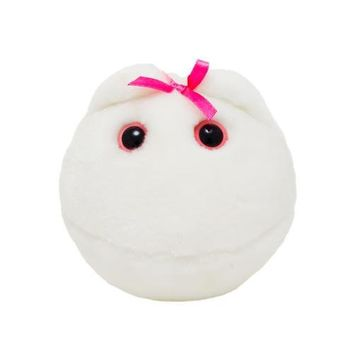 Giant Microbes Egg Cell (Human Ovum) Plush Toy