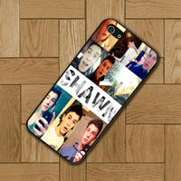 Sweet Shawn Mendes Collage for iphone case galaxy case ipod case htc one x case blackberry case - hard plastic or soft rubber