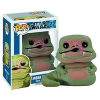 Jabba the Hutt Pop Vinyl Figure Star Wars
