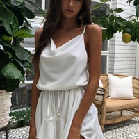 Tatiana Mini Dress White
